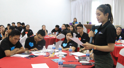 National and International Trainers